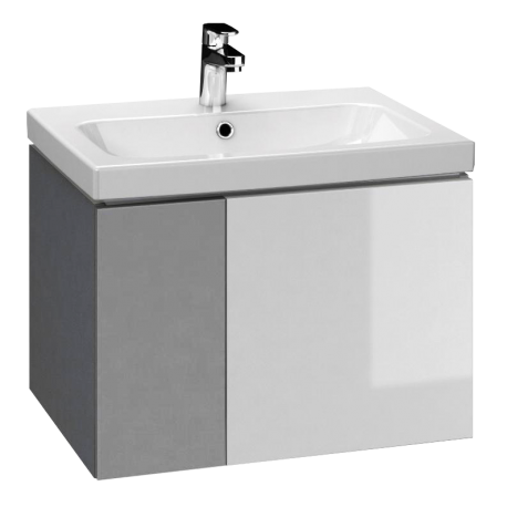 Комплект в ванную «Pasha» 80-120 см +умывальник иск.камень