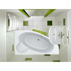 Ванна Iberika Размер 170×110×43 (+панель, +ножки)