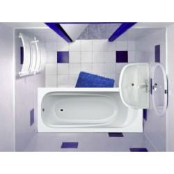 Ванна Annet Размеры 150×70×40 см ( + ножки )