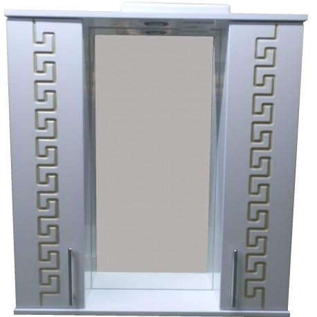Зеркало Греция 2 шкафчика