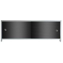 Экран под ванную Carbon black