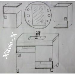 """Комплект мебели """"69"""""""