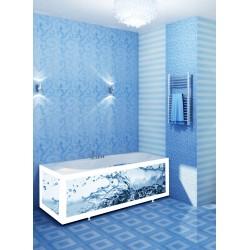 Экран под ванну I-screen Волна