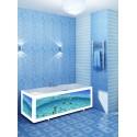 Экран под ванну I-screen Мир моря