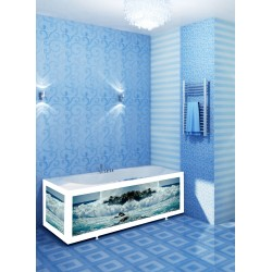 Экран под ванну I-screen Шторм