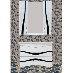 """Комплект для ванной """"American"""" с керамическим квадратным умывальником"""