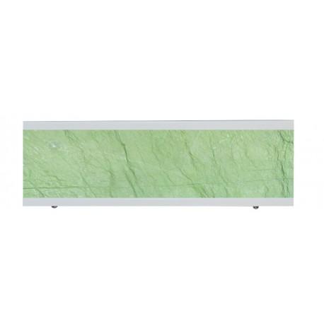 """Экран под ванну I-screen light """"Зеленая акварель"""""""