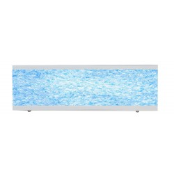 "Экран под ванну I-screen light ""Голубой кварц"""