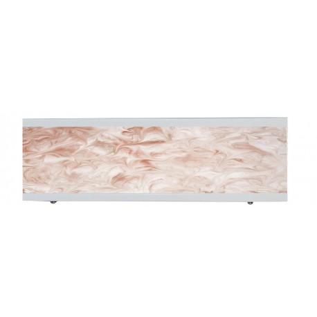 "Экран под ванну I-screen light ""Розовый мрамор"""