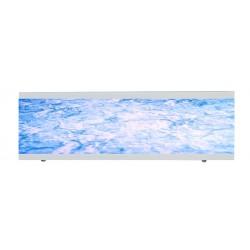 "Экран под ванну I-screen light ""Голубой мрамор"""