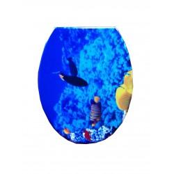 """Сиденье для унитаза """"Fish"""""""