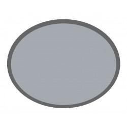 "Зеркало ""Аква"" 1000*800 RAL 7011"