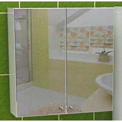Зеркальный шкаф Eco Green Z-1 (пластик)