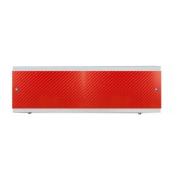 Экран под ванну I-screen Light Premium Carbon Red