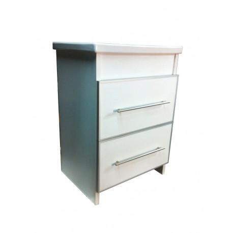 ТУМБА Eco Green 2-box+ умывальник COMO