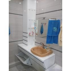 Комплект мебель под заказ в ванну