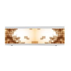 Экран под ванну I-screen light PREMIUM Квадро коричневый