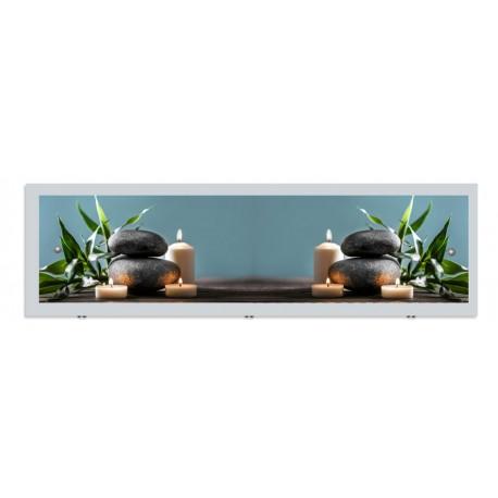 Экран под ванну I-screen premium Stones and Candles