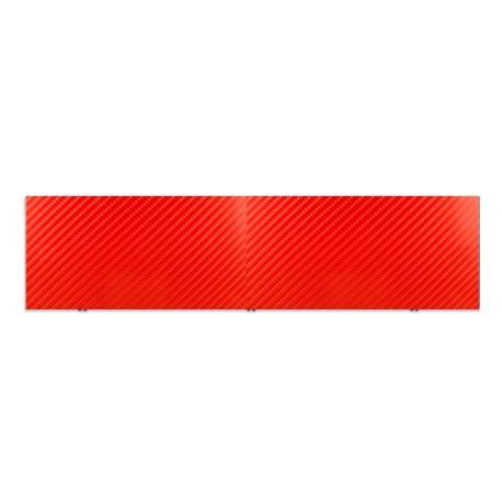 """Экран под ванну I-screen Carbon """"Red"""""""