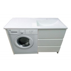 Тумба MIX под стиральную машину