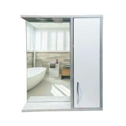 Зеркальный шкаф Arusha с внутренними дверцами