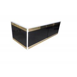 Экран под ванну I-screen premium Черное золото