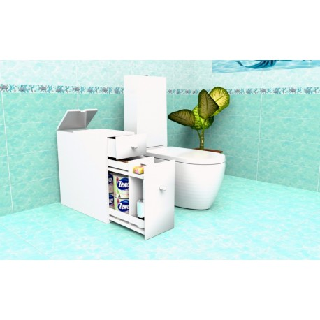 Универсальная тумба для туалета и ванной
