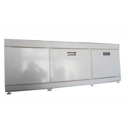 Экран под ванну с ящиками и съемной глухой дверью на магнитах Shampain 2.0