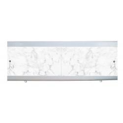 Экран под ванну I-screen light PREMIUM Белый мрамор