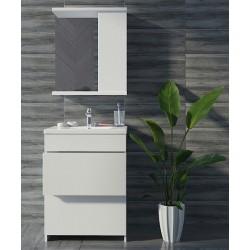 Комплект мебели Angel 60 см 2 ящ с умывальником КОМО
