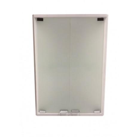 Шкаф угловой подвесной 350х700 мм
