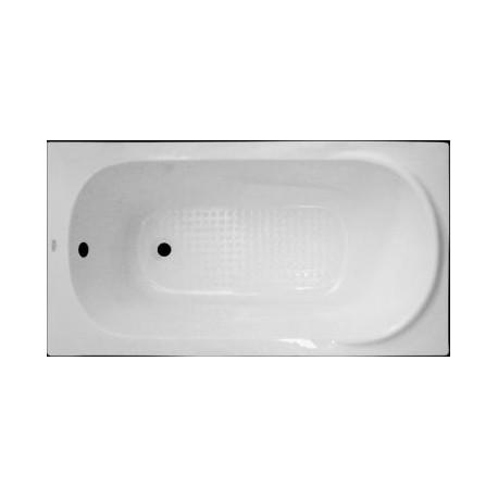 Ванна акриловая с ножками Каффа 100*70*38
