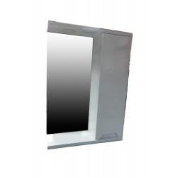 Зеркало Mikola-M в ванну Кварта с LED подсветкой 50 см