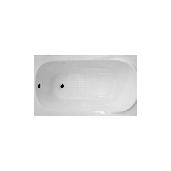 Ванна акриловая с ножками Каффа 150*70*39