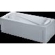Ванна акриловая (панель, крест, ноги) Каффа 170*80*39