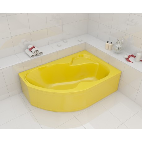 Ванна ФЛОРИЯ ЦВЕТ Размеры 1700*1050*470 мм