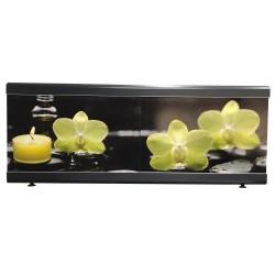 Экран под ванну I-screen light Antracit Orchidea
