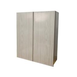 Шкаф подвесной Plastic 2.2 Скандинавское дерево с полками