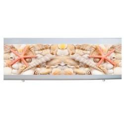 Экран под ванну I-screen light Premium морские ракушки