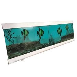 Экран под ванну I-screen light Premium под водой