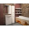 Комплект в ванную Classik 80-120 см +умывальник иск.камень