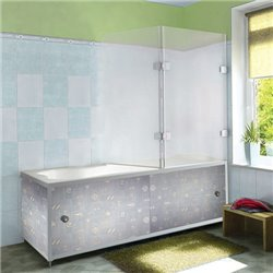 Экран под ванную Ракушки