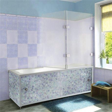 Экран под ванную мозайка 67,5 - 170 см