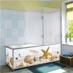 Экран под ванную Ракушка