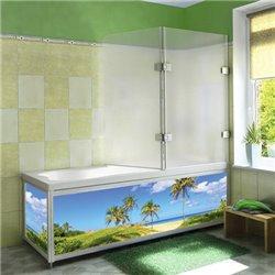 Экран под ванную Bahamu