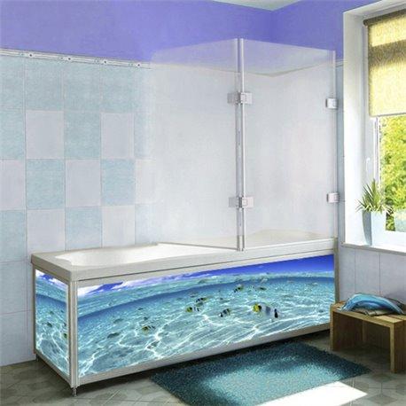 Экран под ванную Mir Moria 67,5 - 170 см