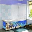 Экран под ванную Fish 67,5 - 170 см