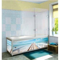 Экран под ванную Hochy na more