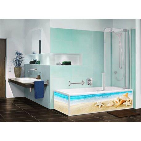 Экран под ванну Лазурный берег