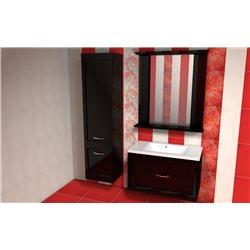 """Комплект в ванную """"Arizona"""" 80-120 см +умывальник иск.камень"""